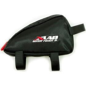 XLAB Rocket Pocket Frame Bag XL black